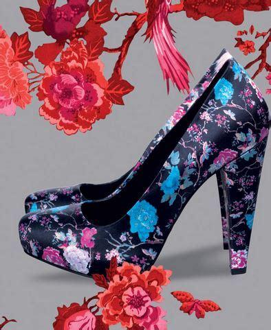 catalogo fiori decollete con fiori fornarina autunno inverno 2014 moda