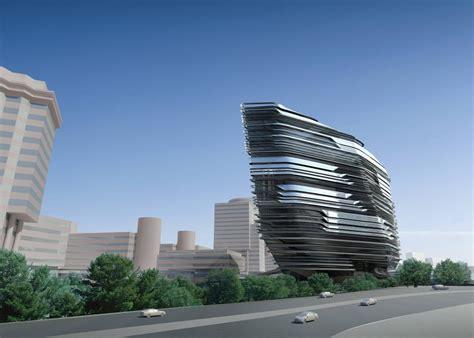 architecture company innovation tower zaha hadid architects arch2o com