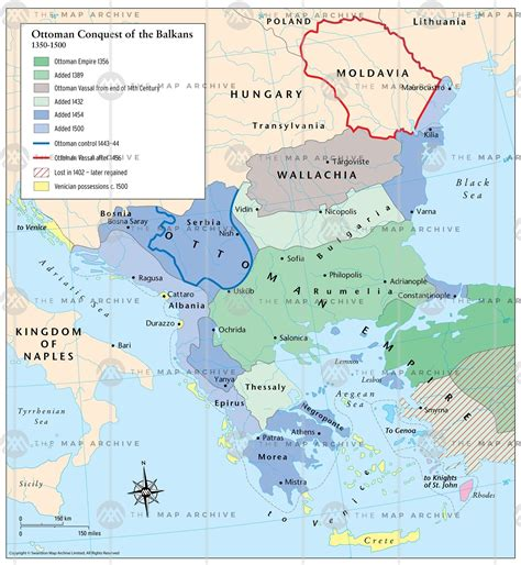 Ottoman Conquest Of The Balkans 1350 1500 Ottoman Conquest Of