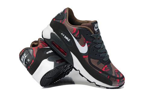 2014 new nike air max 90 prm 2014 new shoes brown black