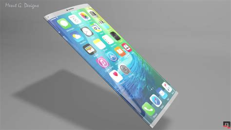 Hp Iphone 7c iphone 7 render concept phones