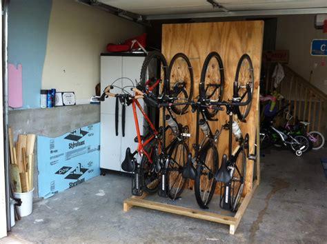 best garage bike storage