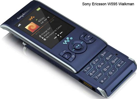 Sony Has New Lipstick Walkman For The Masses by Sony Ericsson Expand The Walkman Range With Three New