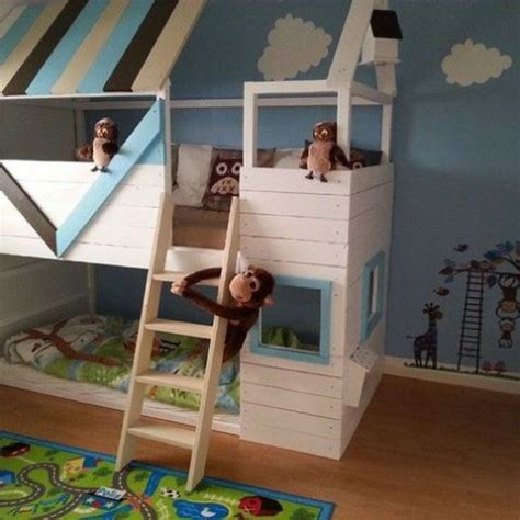 bunk bed hacks 40 cool ikea kura bunk bed hacks comfydwelling