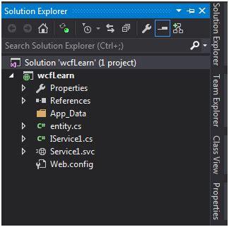 membuat web service json membuat web service dengan wcf c sql server