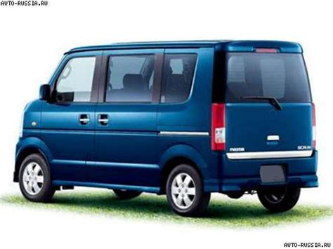Suzuki Russia Suzuki Every цена технические характеристики фото