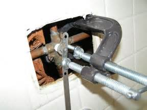 replace broken shower faucet silicon valley living