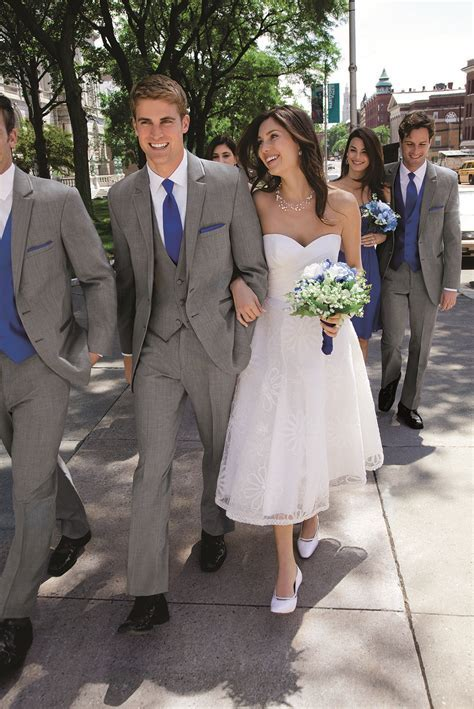 Groom Trends: Spring and Summer Colors by Jos. A. Bank's