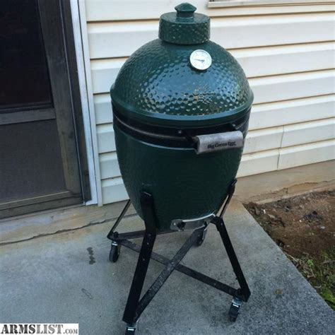 armslist for sale big green egg and nest small