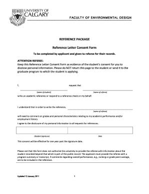 Letter Of Recommendation Waiver writing a letter of recommendation waiver