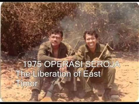 film dokumenter operasi seroja operation seroja