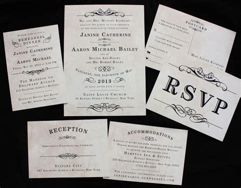 Wedding Invitations Vintage Style by Magnificent Vintage Style Wedding Invitations Theruntime