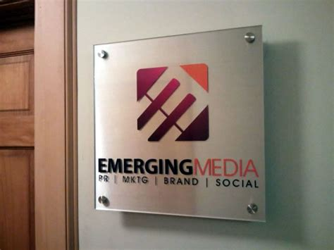 Acrylic Signage custom plastic signs plastic signs plastic sign options
