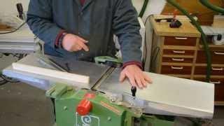 Metabo Power Tools Hc 260 C Planer Thicknesser Setup
