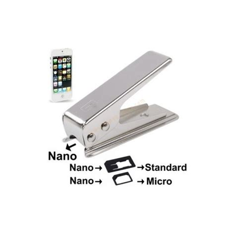 d 233 coupe nano sim transformez une sim en nano sim