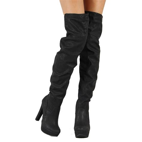 above knee boots boots on knee boots knee high boot and galleries