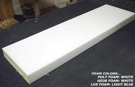 sofa foam cushion replacement 82 x 24 x 6 hd36 ebay