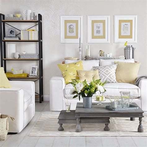 gold and grey living room dove grey living room with yellow cushions living room