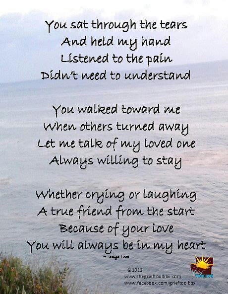 poem to comfort a grieving friend mother grieving loss of child http