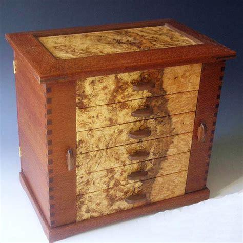 Handmade Jewellery Box Designs - a unique hanging jewelry organizer jewelry box handmade of