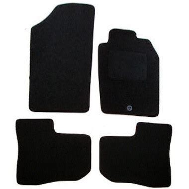 Peugeot 206 Car Mats by Peugeot 206 1999 To 2006 Single Locator Car Mats By Scm