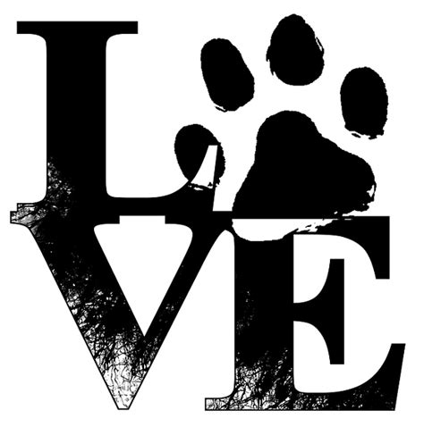 dog paw print on stickers tattoos and everywhere dogalize