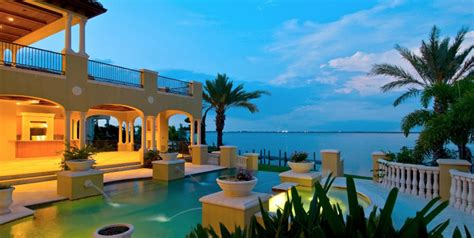 miami houses miami beach waterfront homes soaring demand sky five properties