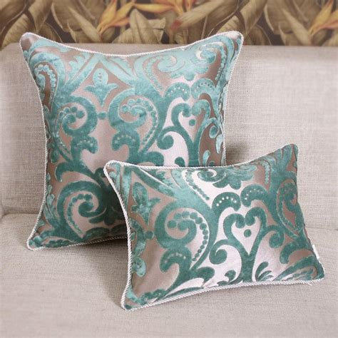 sofa back cushion designs promotion light blue sofa cushion designs european luxury