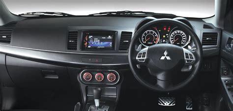 Lancer Sportback Interior by Mitsubishi Lancer Sportback Dilancarkan Sembang Auto