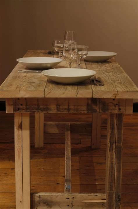Dining Room Table Made From Pallets How To Build A Dining Room Table Out Of Pallets