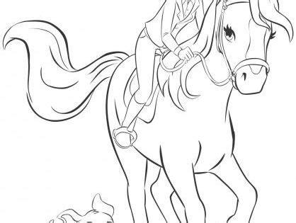 lego friends pferde ausmalbilder  malvorlage lego