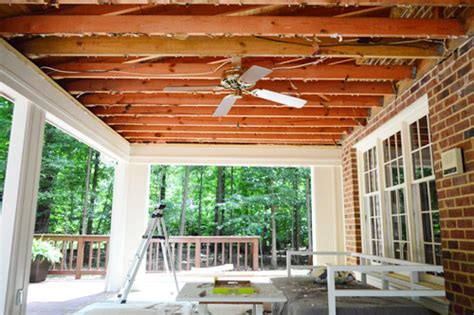 how to build a vaulted ceiling tearing an ceiling so we can vault it