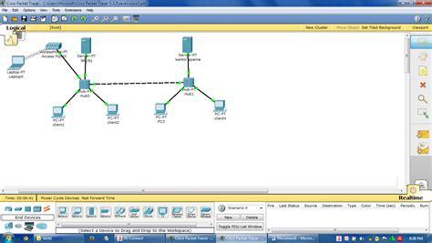 membuat jaringan lan untuk kantor cara membuat jaringan lan menggunakan cisco paket tracer