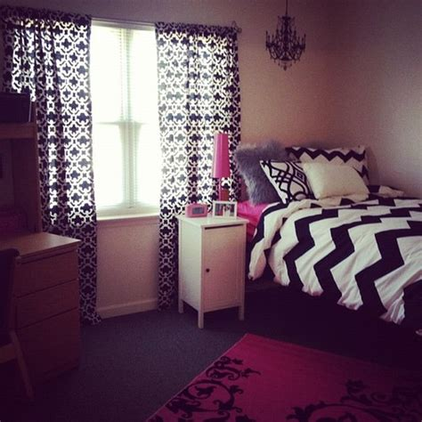cute black and white bedroom ideas awesome cute dorm decor 5 black and white dorm room ideas