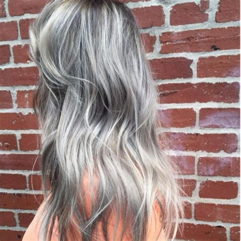 ash gray color ash grey color hair find your hair style