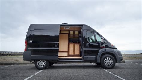hybrid livework van conversion  pro woodworker youtube