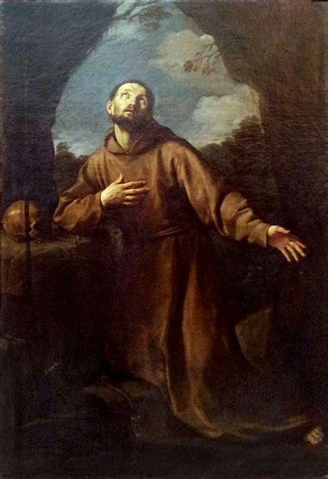 san francesco san francesco in estasi guido reni