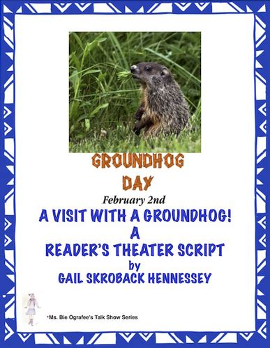 groundhog day script groundhog day and weather crossword puzzle by puzzlefun
