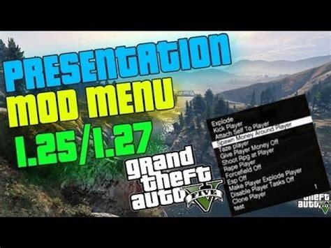 x mod game sans jailbreak mod menu sans jailbreak sur gta online 1 27 youtube