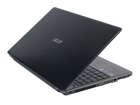 Laptop Acer Processor I5 acer aspire 5820 series notebookcheck net external reviews