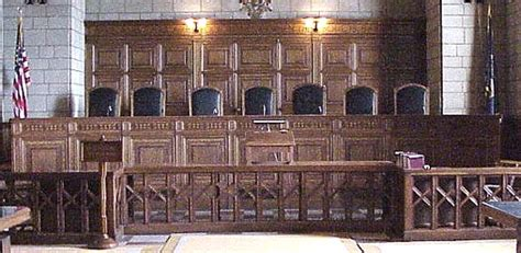 legislation from the bench opinions on bench law