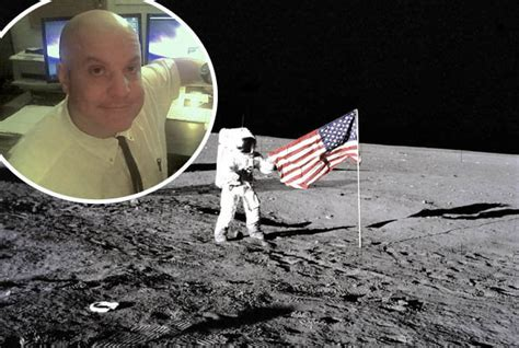 Moon Conspiracy Essay by Moon Landings Bart Sibrel Claims The 1969 Moon Landings Were A Hoax Daily
