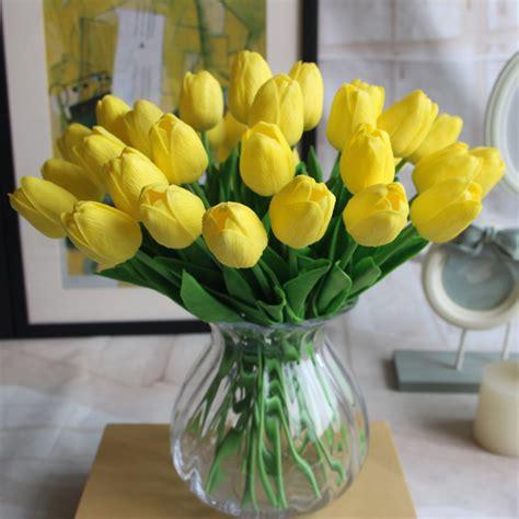 tulipani vaso ingrosso di alta qualit 224 tulipano bianco vaso da grossisti