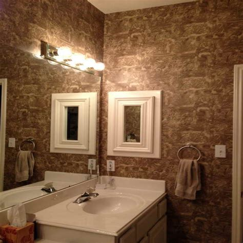 vinyl bathroom wallpaper bathroom remodeling vinyl wallpaper for bathroom ideas