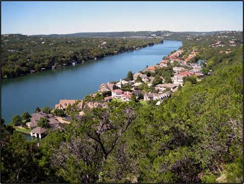 Mt Bonnell Tx File From Mount Bonnell Jpg