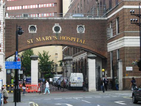 file st marys hospital rochester file st s hospital paddington geograph org uk