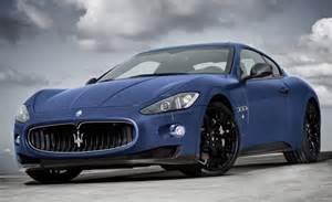 Matte Blue Maserati Granturismo S Maserati Granturismo S Limited Edition Made Official New