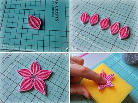 tutorial paper quilling untuk pemula 17 best images about quilling tutorial on pinterest