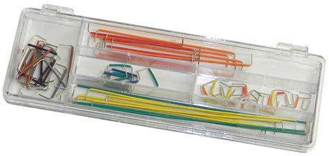 circuit breadboard kit 70pc solderless breadboard jumper wire kit mpja