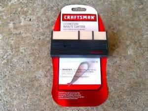 Craftsman Garage Door Opener Remote Battery Size Sears Remote Garage Door Opener Battery
